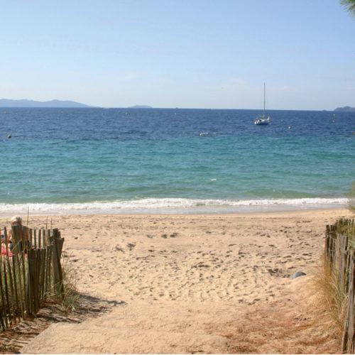 L'Arrière-plage de Cavalière