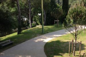 Jardins du Musée Fernand Léger