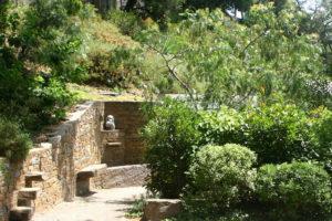 Jardin Vertval et La Menines, Le Rayol
