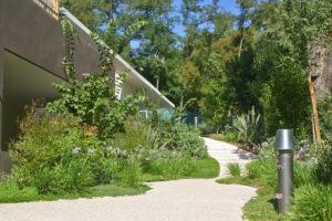 Résidence Villa d'Orient, espaces paysagés